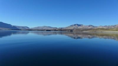 Laguna del Maule, Cile (crediti: David Tenenbaum)