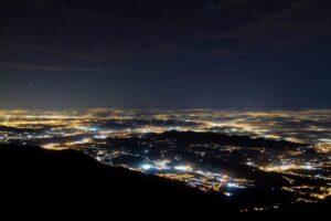 Illuminazione artificiale notturna è un nuovo inquinante