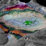 Ultime tracce d'acqua sulla superficie di Marte