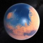 Il grande oceano perduto di Marte