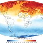 Artico: trovati gas serra anche nella stagione fredda
