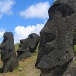 Isola di Pasqua: le enigmatiche 'punte di freccia' non erano armi da guerra