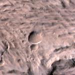 Scoperto il più grande cratere da impatto su Marte