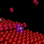 Nanoparticelle sui nanogradini