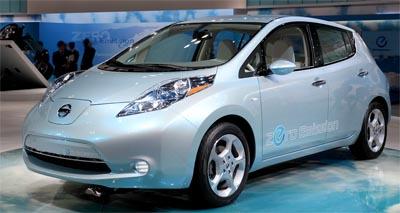 Nissan Leaf, la prima elettrica a diventare Auto dell'anno