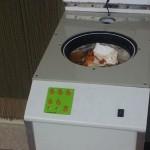 I rifiuti organici si smaltiscono in lavatrice: progetto all'avanguardia in Sicilia