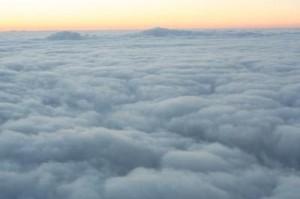 Certe nuvole riflettono di più