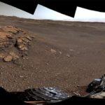 Quello strano comportamento dell'ossigeno su Marte