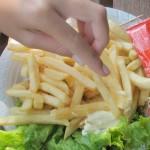 Ricerca: patatine fritte non fanno male se fritte in olio extravergine di oliva
