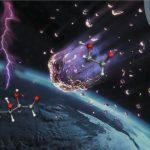 Una simulazione svela l'origine delle prime molecole biologiche