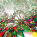 Un modello dello spaziotempo in accordo con la gravità quantistica