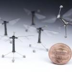 Creato micro-robot che vola e si sposta come una mosca