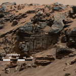 Marte, scoperte rocce sedimentarie formate da laghi o fiumi