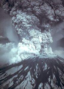 Il vulcano di Monte Sant' Elena, 40 anni dopo