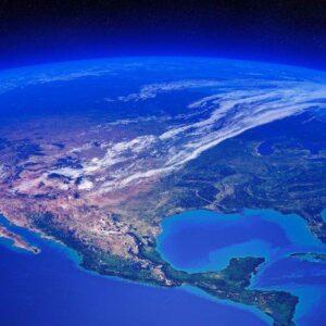 Misteriosa fusione di rocce nel Nord America occidentale