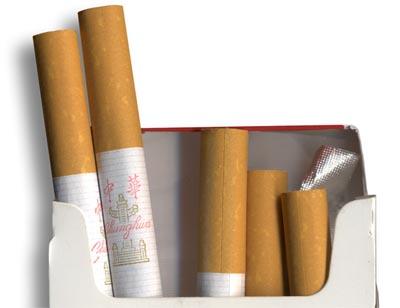 Sigarette cinesi