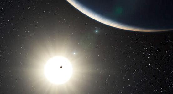 Sistema planetario extrasolare