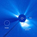 Osservatorio spaziale SOHO avvista nuova cometa vicina al Sole