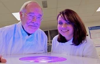 Nuovo metodo per la sterilizzazione di ambienti sanitari con la luce