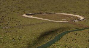 Riportati alla luce i resti di un cerchio megalitico vicino a Stonehenge