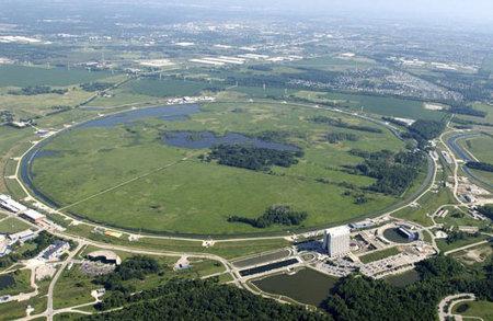 Il Tevatron presso il Fermilab