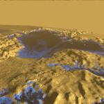 Gli scienziati dell'ESA ci rivelano in che modo si formano i laghi su Titano