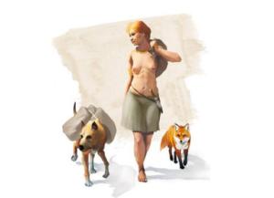 Volpi e cani dell'Età del Bronzo erano animali domestici