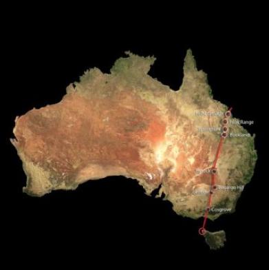 vulcani-australia
