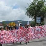 Blitz anti-bracconaggio al Parco d'Abruzzo:<br> sequestrata anche una mitragliatrice da guerra
