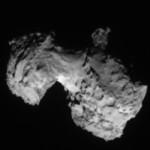 Rosetta: una cometa come non l'avete mai vista