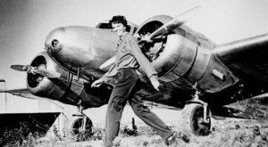 Chiarito in parte il mistero della scomparsa di Amelia Earhart