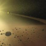 La vita è nata nello spazio?