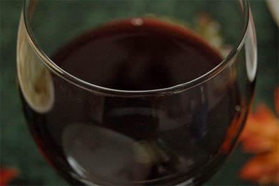 prostata e vino rosso en